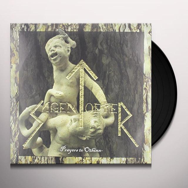 Sagentoeter PRAYERS TO OTHINN Vinyl Record