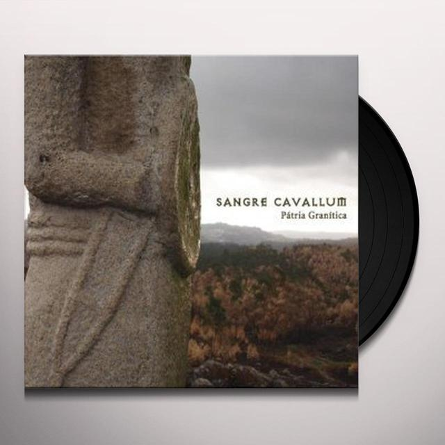 Sangre Cavallum PATRIA GRANITICA Vinyl Record