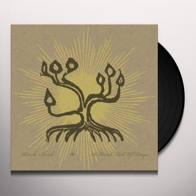 Birch Book HAND FULL OF DAYS Vinyl Record