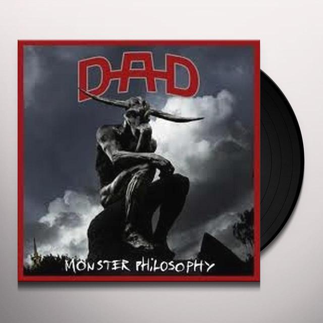 D-A-D MONSTER PHILOSOPHY Vinyl Record