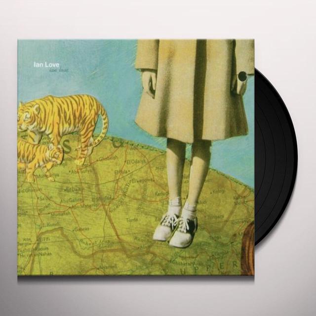 IAN LOVE Vinyl Record