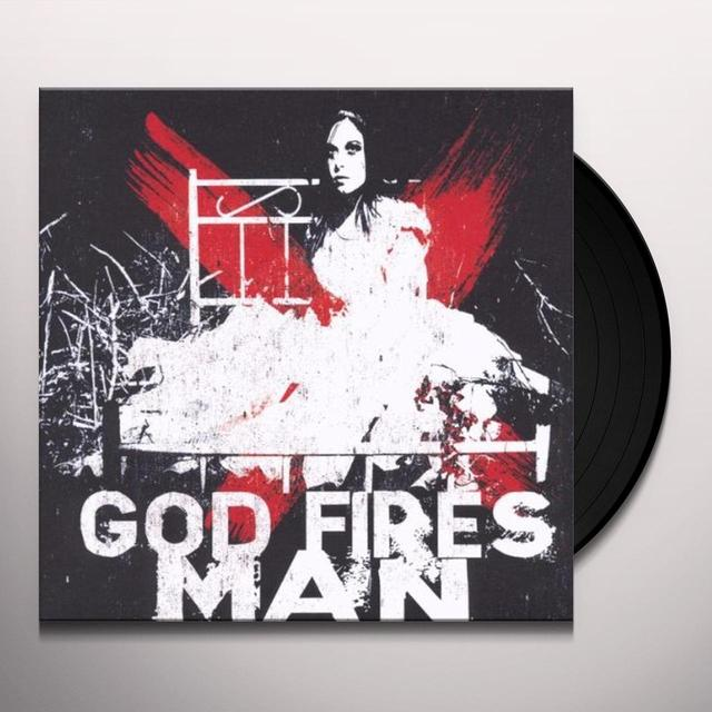 God Fires Man LIFE LIKE Vinyl Record
