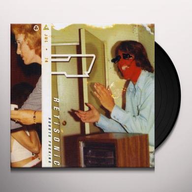 Retisonic ROBOTS FUCKING Vinyl Record