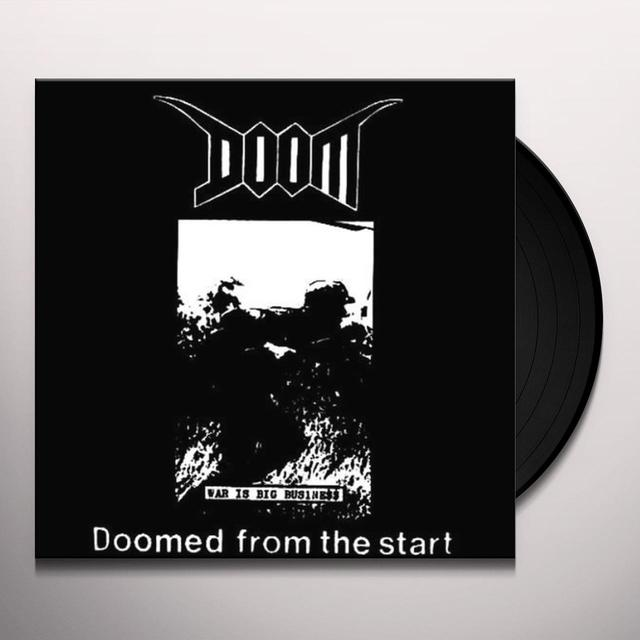 DOOMED FROM THE START Vinyl Record