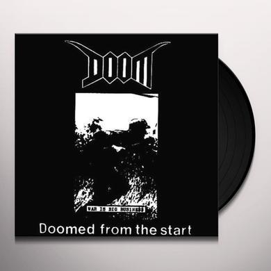 DOOMED FROM THE START Vinyl Record