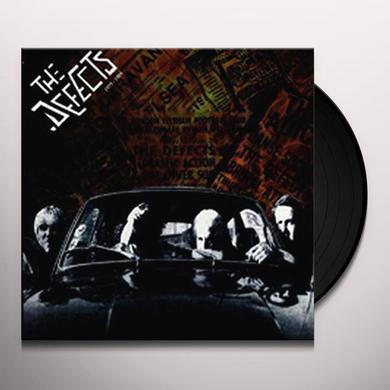 Defects DEMO 79 & LIVE 1980 Vinyl Record
