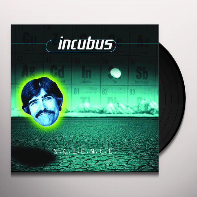Incubus S.C.I.E.N.C.E Vinyl Record