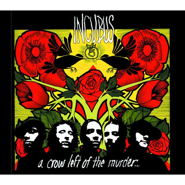 Incubus CROW LEFT OF THE MURDER Vinyl Record