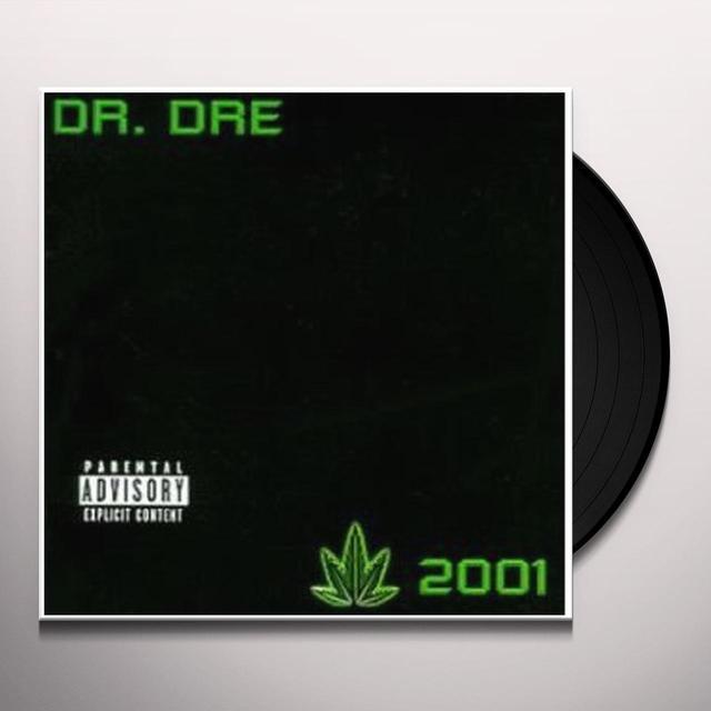 Dr Dre 2001 (CLEAN VERSION) Vinyl Record