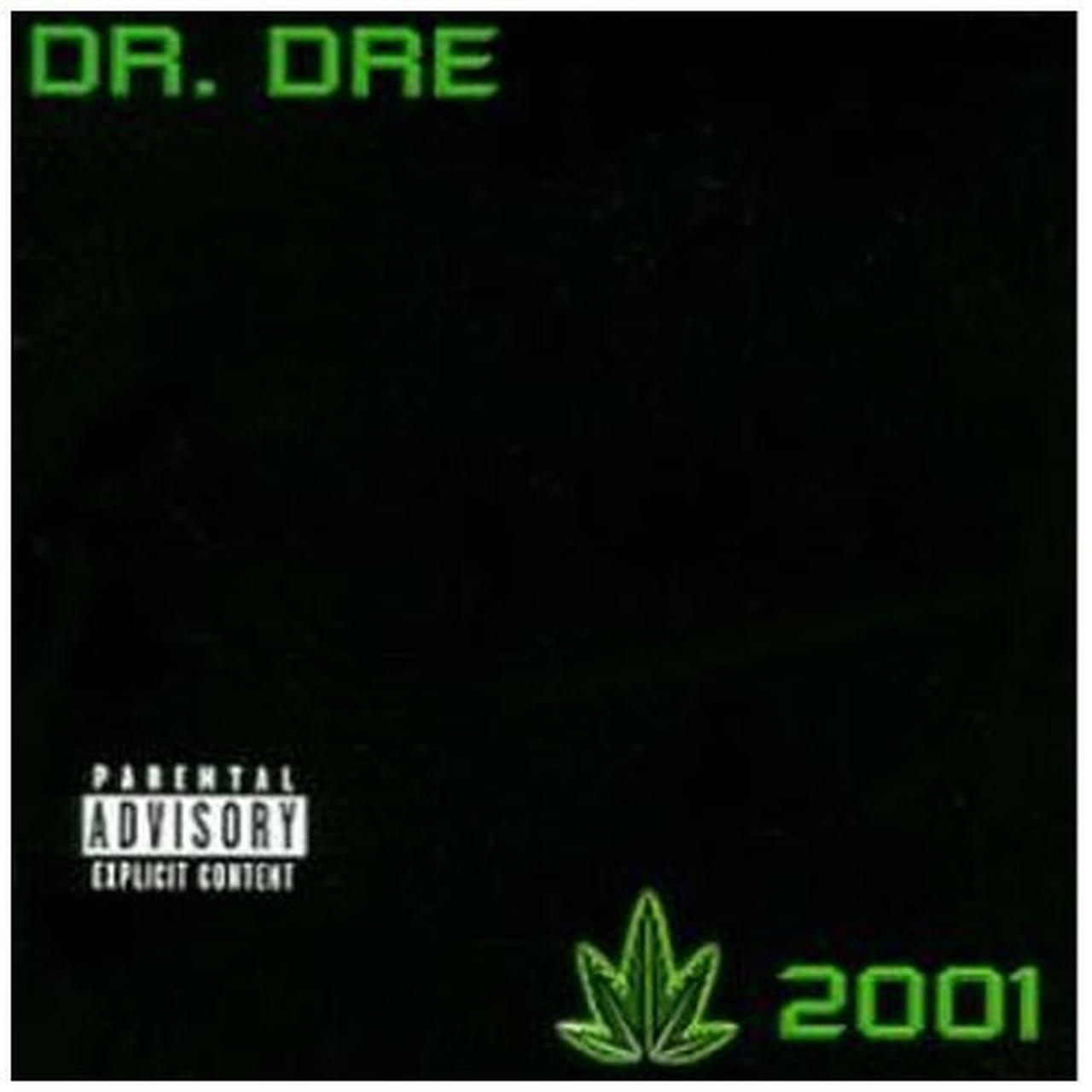 Dr Dre 2001 Clean Version Vinyl Record