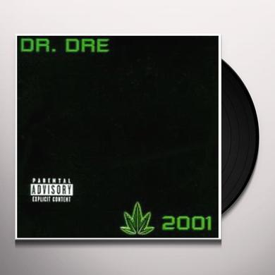 Dr Dre 2001 Vinyl Record - UK Import