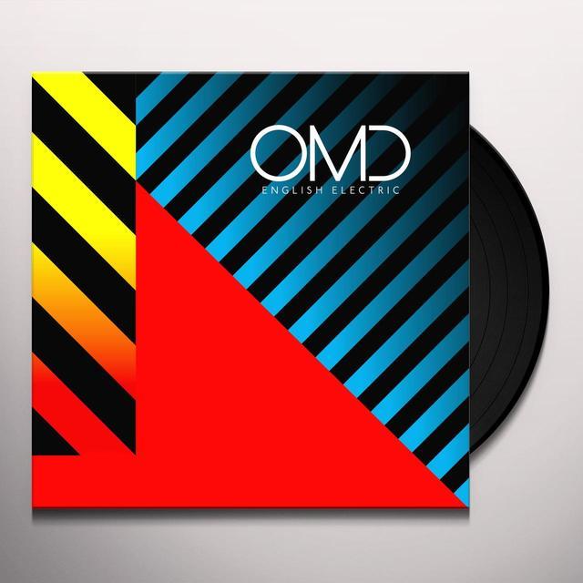 Omd ENGLISH ELECTRIC Vinyl Record