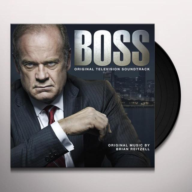 BOSS / O.S.T. Vinyl Record