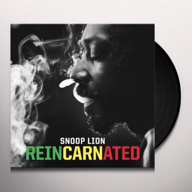 Snoop Dogg REINCARNATED Vinyl Record
