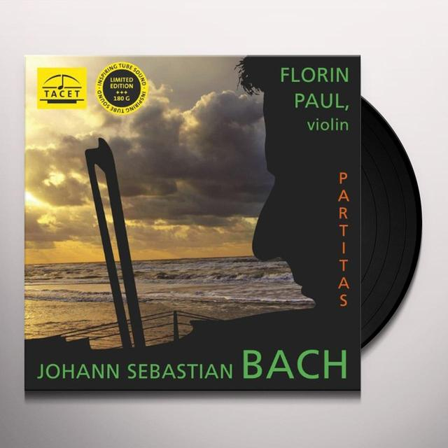 J.S. / Paul Bach PARTITAS Vinyl Record