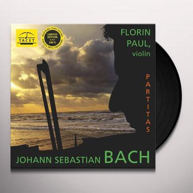 J.S. / Paul Bach PARTITAS Vinyl Record
