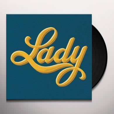 LADY Vinyl Record