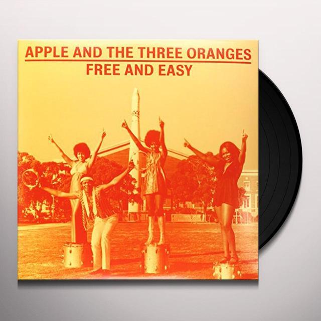 Apple & The Three Oranges FREE & EASY Vinyl Record
