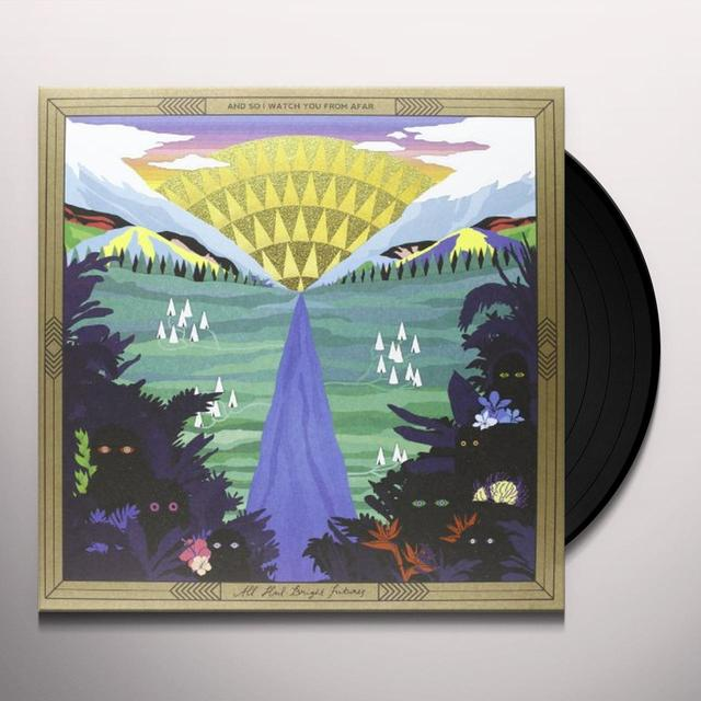& So I Watch From Afar ALL HAIL BRIGHT FUTURES Vinyl Record