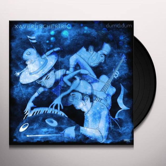 Xaver Trio Fischer DUMDIDUM Vinyl Record