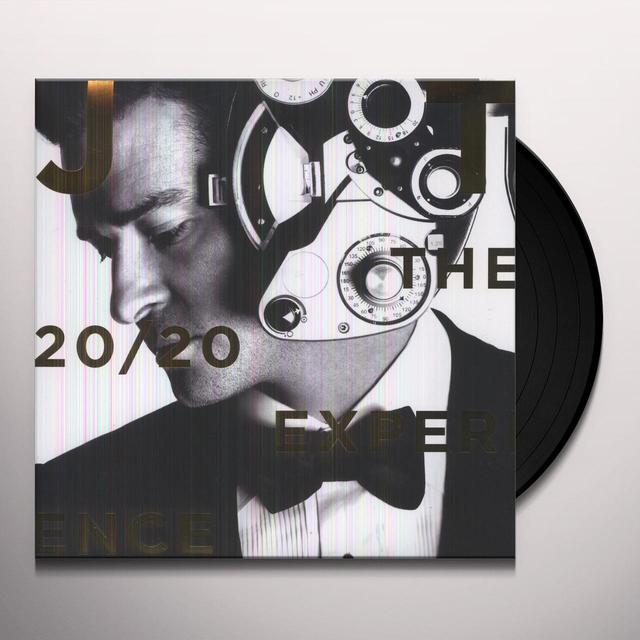 Justin Timberlake 20/20 EXPERIENCE Vinyl Record