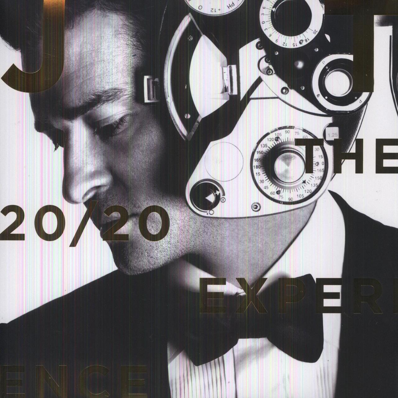 Justin Timberlake Releases Track List and Cover Art for