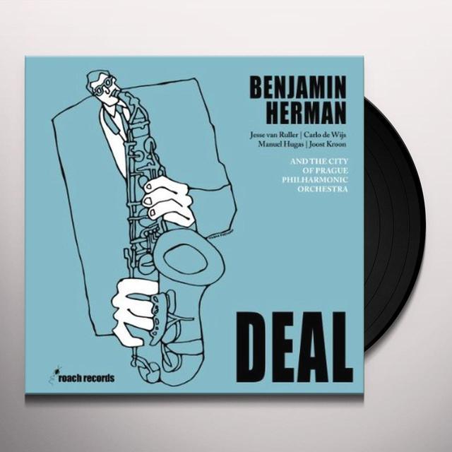 Benjamin Herman DEAL Vinyl Record