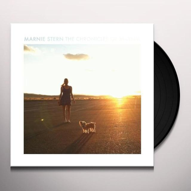 Marnie Stern CHRONICLES OF MARNIA Vinyl Record