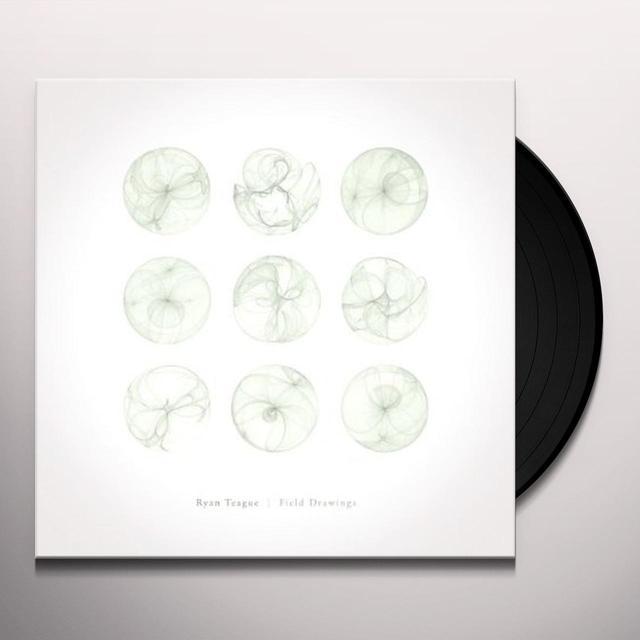 Ryan Teague FIELD DRAWINGS Vinyl Record - Black Vinyl, 180 Gram Pressing, Digital Download Included