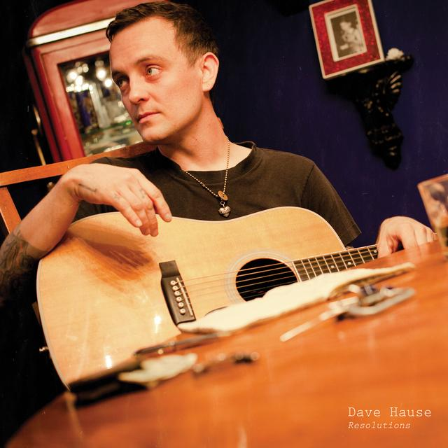 Dave Hause RESOLUTIONS (BONUS CD) Vinyl Record