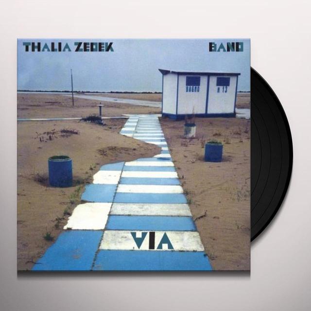 Thalia Band Zedek VIA Vinyl Record