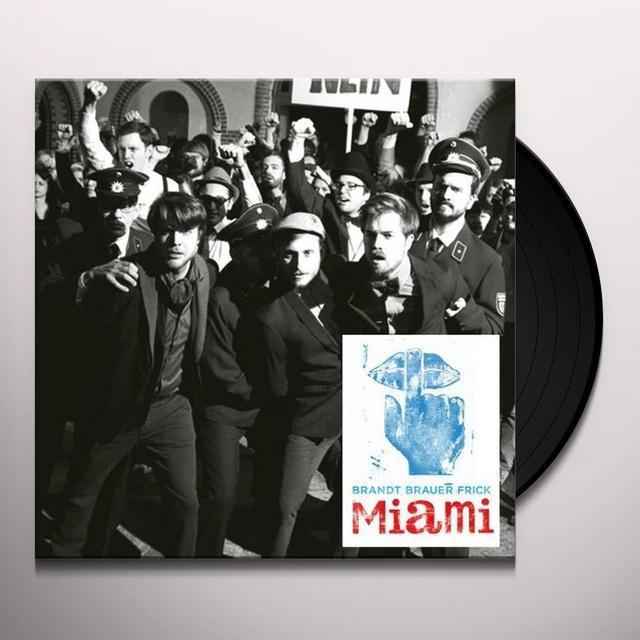 Brandt Brauer Frick MIAMI Vinyl Record - w/CD