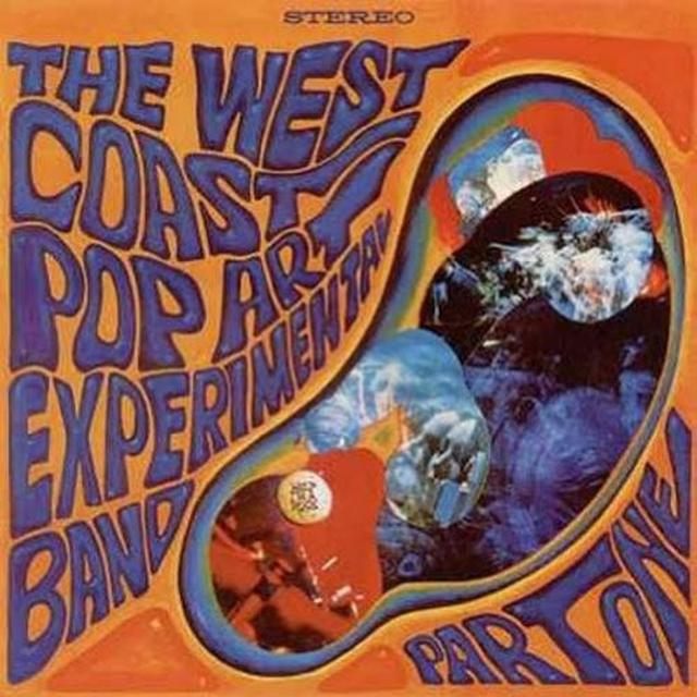 The West Coast Pop Art Experimental Band PART ONE Vinyl Record - Colored Vinyl, Reissue