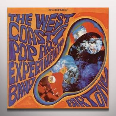The West Coast Pop Art Experimental Band PART ONE Vinyl Record - Colored Vinyl, Reissue