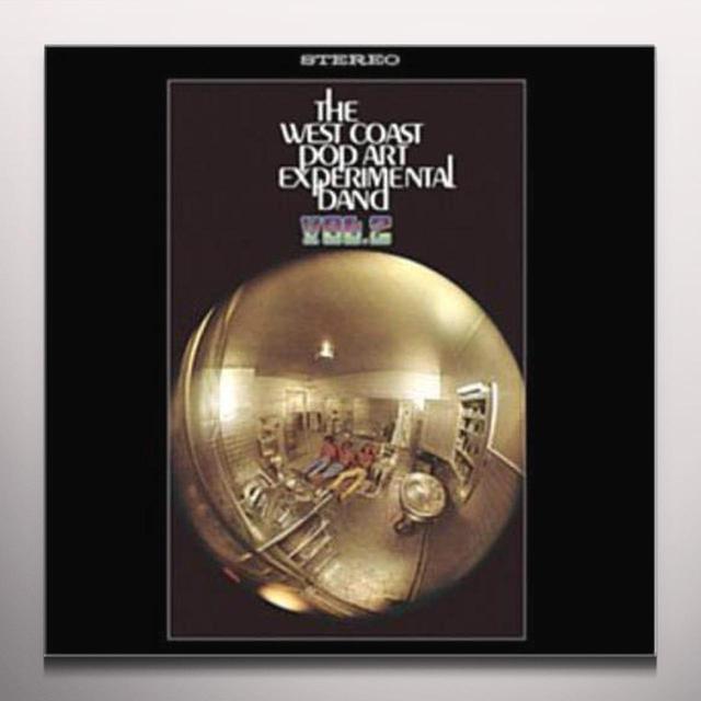 The West Coast Pop Art Experimental Band 2 Vinyl Record