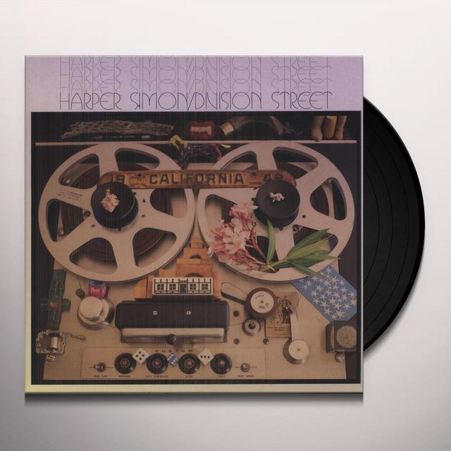 Harper Simon DIVISION STREET Vinyl Record