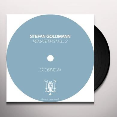 Stefan Goldmann REMASTERS VOL. 2 Vinyl Record