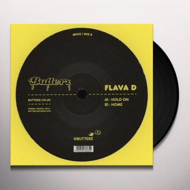 Flava D HOLD ON / HOME Vinyl Record