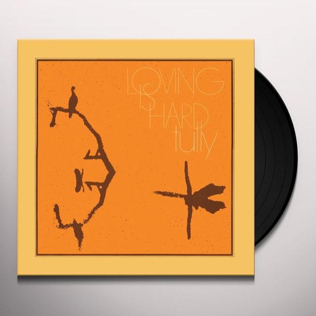 Tully LOVING IS HARD Vinyl Record