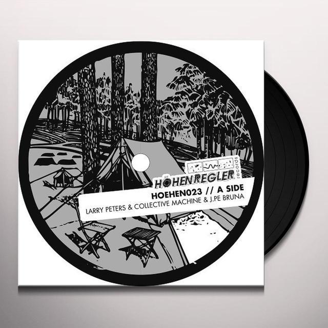 Larry Peters & Collective Machine INFINITAS COSAS Vinyl Record