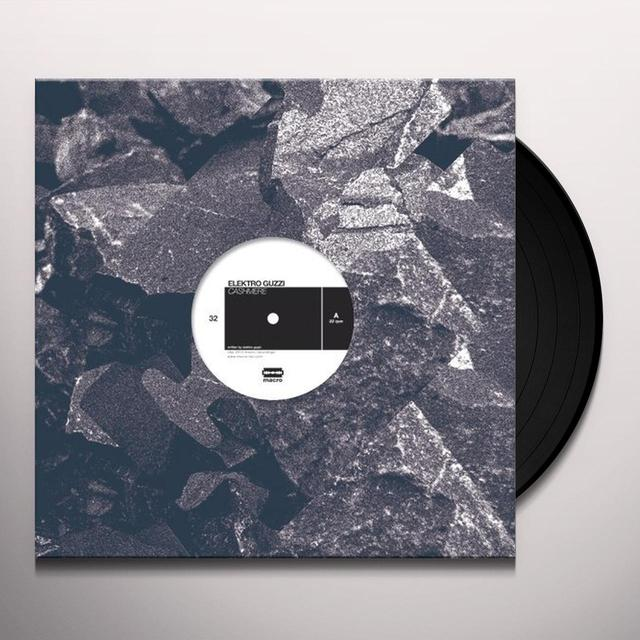 Elektro Guzzi CASHMERE (EP) Vinyl Record