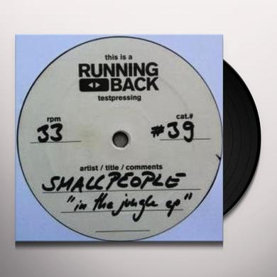 Smallpeople IN THE JUNGLE Vinyl Record