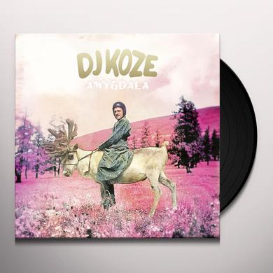 Dj Koze AMYGDALA Vinyl Record