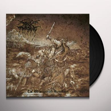 Darkthrone UNDERGROUND RESISTANCE Vinyl Record