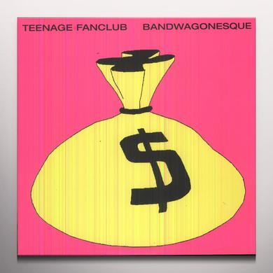 Teenage Fanclub BANDWAGONEQUE Vinyl Record - Colored Vinyl