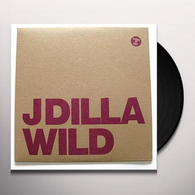 J Dilla WILD Vinyl Record
