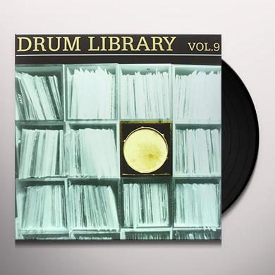 Paul Nice DRUM LIBRARY 9 Vinyl Record