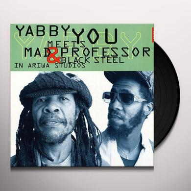 YABBY U MEETS MAD PROFESSOR Vinyl Record