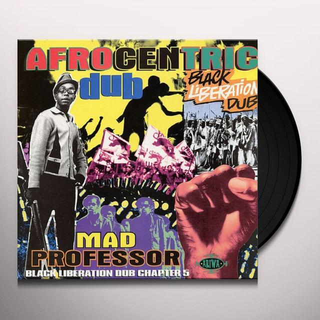 Mad Professor AFROCENTRIC DUB Vinyl Record