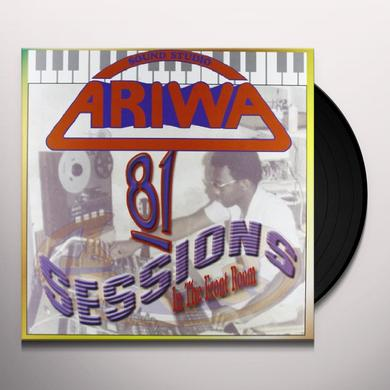 ARIWA 81 SESSIONS / VARIOUS Vinyl Record